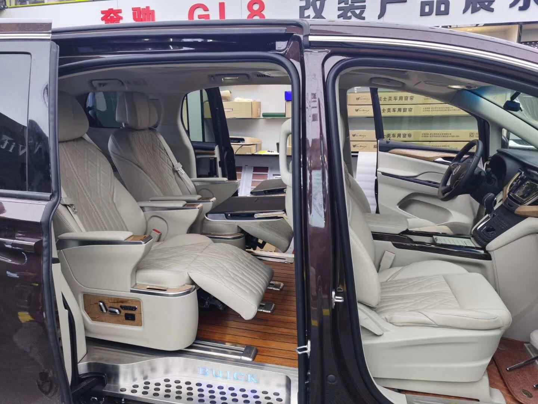 GL8商务车航空座椅改装
