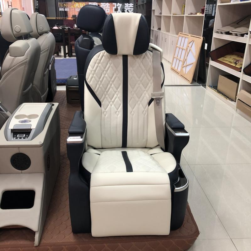 商务车航空座椅