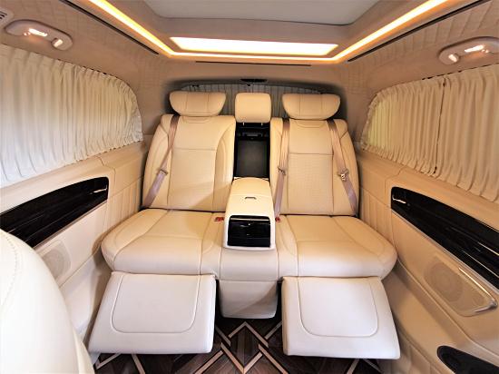 商务车定制航空座椅,属于你的豪华专属座驾